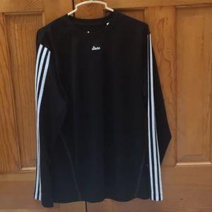Adidas long sleeved shirt